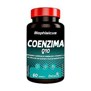 Coenzima Q10 Bionatus 60 Cápsulas