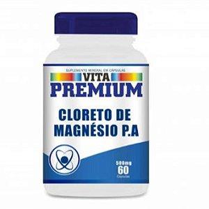 Cloreto de Magnésio P.A Vita Premium 60 Comprimidos
