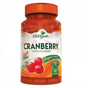 Cranberry 60 Cápsulas 500mg Katiguá