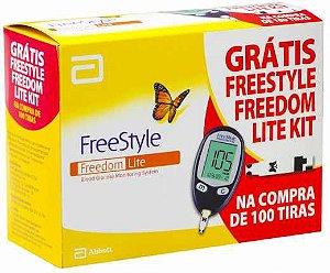 Kit FreeStyle Freedom Lite Abbott