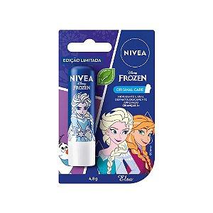 Nivea Original Care Frozen Elsa Edição Limitada 4,8g