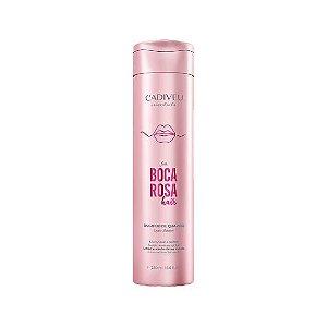 Cadiveu Shampoo Boca Rosa Hair Quartzo 250 mL