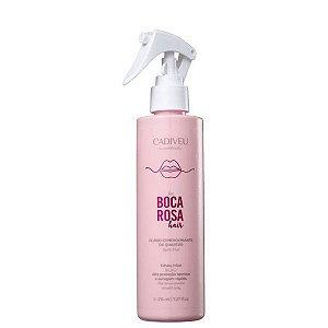 Cadiveu Condicionador Boca Rosa Fluido Quartzo 215mL