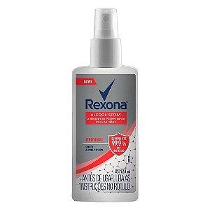 Álcool Higienizante Rexona Spray Original 120ml