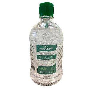 Álcool em gel Pharmaclean 70% 500ml