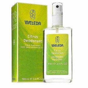 Desodorante Spray Weleda Citrus 100ml