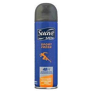 Desodorante Aerosol Suave Masculino Sport Fresh 150ml