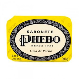 Sabonete em Barra Phebo Lima da Pérsia 90g