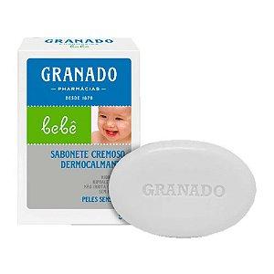 Sabonete em Barra Granado Bebê Peles Sensíveis 90g