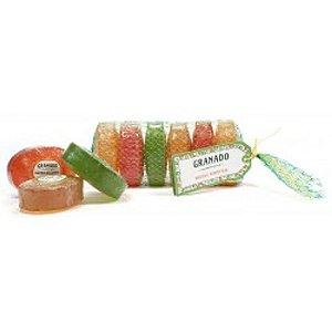 Sabonete Granado Frutas Tropicais 90g- Com 6 unidades