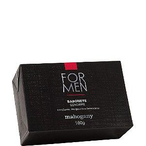 Sabonete em Barra For Men Mahogany 160 g
