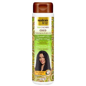 Shampoo Salon Line S.O.S Cachos Coco 300ml