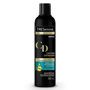 Shampoo Tresemmé Cachos Definidos 400ml