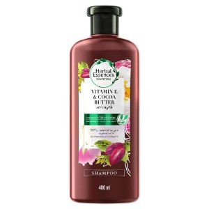 Shampoo Herbal Essences Bio:Renew Vitamina E e Manteiga de Cacau 400ml