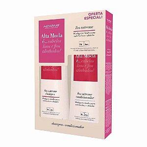 Kit Alta Moda Liss Extreme Shampoo + Condicionador 300ml
