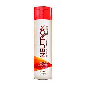Shampoo Neutrox Hidratação Poderosa Clássico 300ml