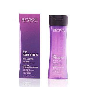 Shampoo Revlon Be Fabulous Daily Care 250ml