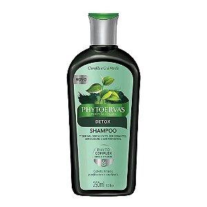 Shampoo Phytoervas Detox 250ml