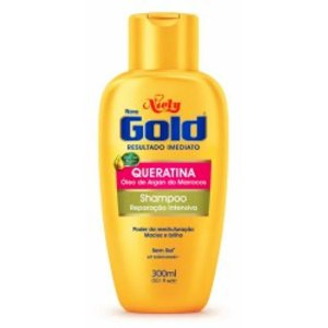 Shampoo Niely Gold Queratina 200ml