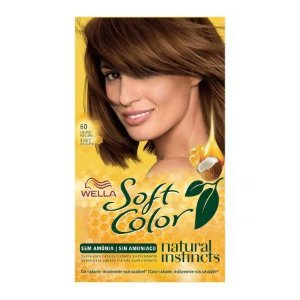 Coloração Wella Soft Color Nº60 Louro Escuro
