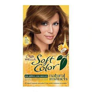Coloração Wella Soft Color Nº70 Louro Natural