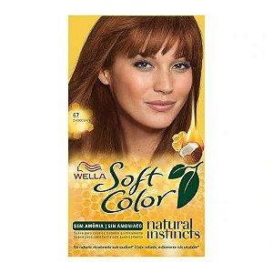 Coloração Wella Soft Color Nº67 Chocolate