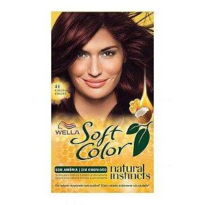 Coloração Wella Soft Color Nº46 Borgonha