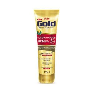 Condicionador Niely Gold Bomba de Queratina