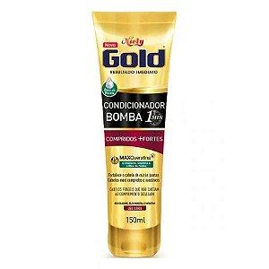 Condicionador Niely Gold Bomba Compridos + Fortes