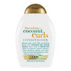 Condicionador OGX Coconut Curls
