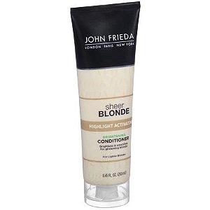 Condicionador John Frieda Sheer Blonde Highlight Activating