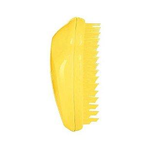 Escova de Cabelo Tangle Teezer Small The Original Yellow Sunshine