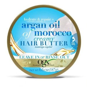 Manteiga Capilar OGX Argan Oil Morocos