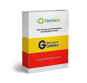 Cloridrato de Amilorida+Hidroclorotiazida 25mg 30 Comprimidos EMS Genérico