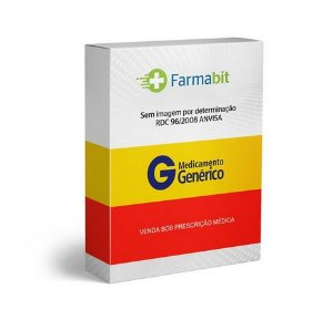 Cloridrato de Metformina 850mg 30 Comprimidos Revestidos Accord Genérico