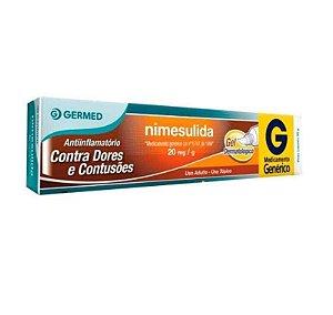 Nimesulida 20mg Gel 30g Germed Genérico