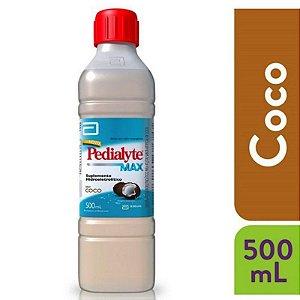 Pedialyte Max Sabor Coco 500ml