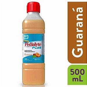 Pedialyte Plus Sabor Guaraná 500ml