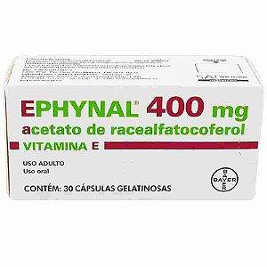 Ephynal 400mg 30 Comprimidos