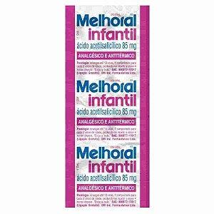 Melhoral Infantil  8 Comprimidos