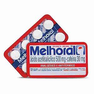 Melhoral Adulto 8 Comprimidos