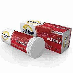 Cebion Acerola 1g 10 Comprimidos Efervescentes