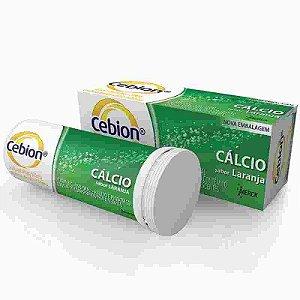 Cebion Cálcio 10 Comprimidos Efervescentes