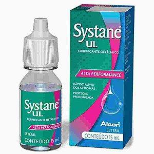 Systane UL Solução Oftálmica 15ml