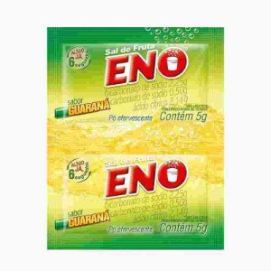 Sal de Fruta Eno Guaraná 2 Envelopes de 5g