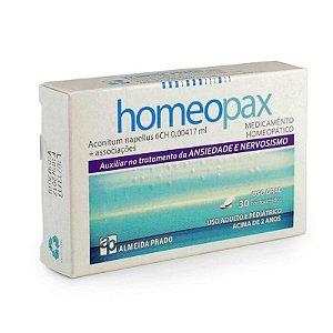 Homeopax 30 Comprimidos