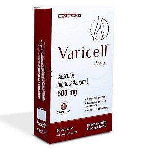 Varicell Phyto 30 Cápsulas