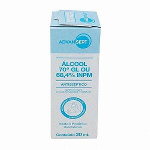 Álcool 70% Advansept Spray 30ml