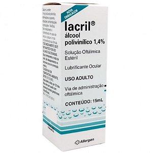 Lacril 14mg Solução Oftálmica 5ml