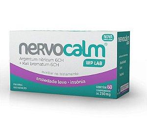 Nervocalm 250mg 60 Comprimidos